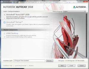 Download AutoCAD 2018 64 bit