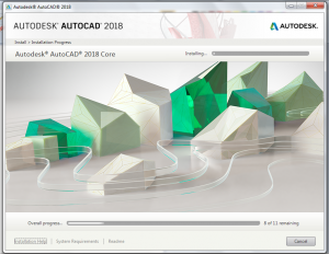 Download AutoCAD 2018 64 full