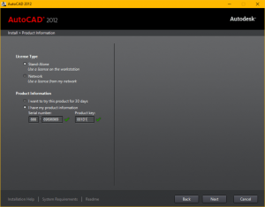 Download AutoCAD 2012 64bit full crack