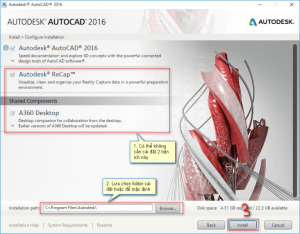 Download AutoCAD 2016 64bit full crack