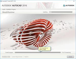 Download CAD 2016 64bit full crack