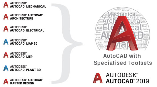 AutoCAD 2019 full crack