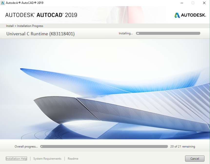 Download Autocad 2019 full crack